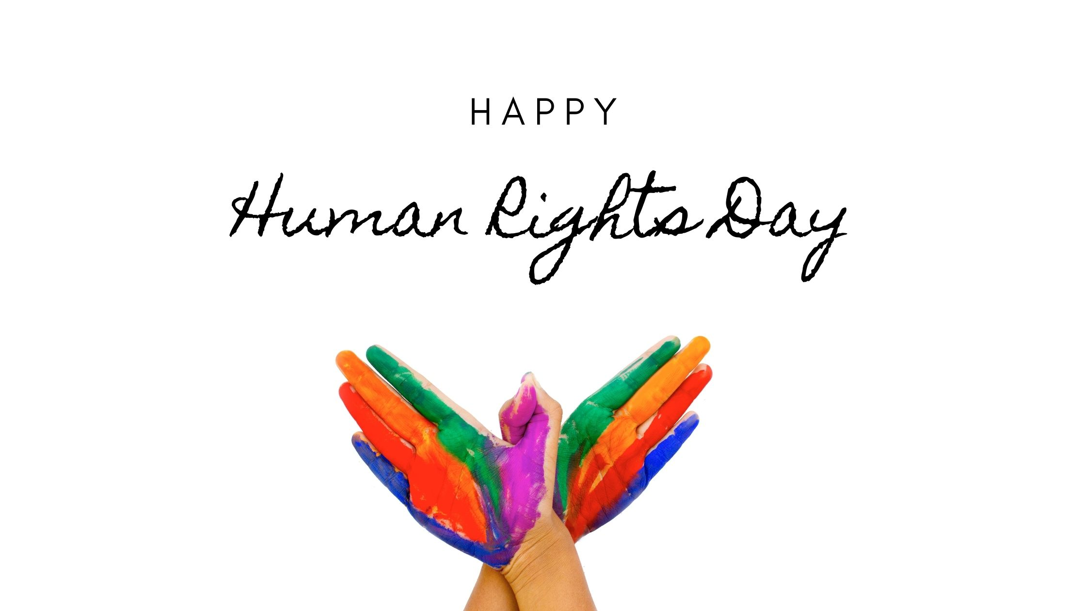 Human Rights Day Banner
